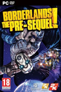 Poster: Borderlands: The Pre-Sequel