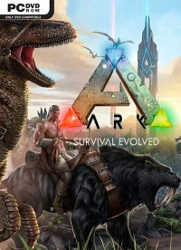 Poster: ARK: Survival Evolved
