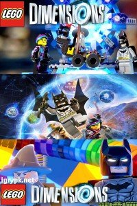 Poster: LEGO Dimensions