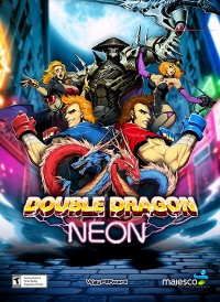 Poster: Double Dragon: Neon