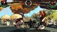 Screenshot №1: Skullgirls