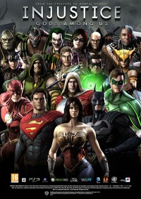 Poster: Injustice: Gods Among Us Ultimate Edition