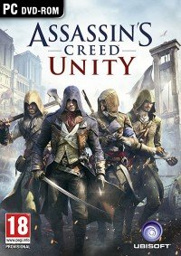 Poster: Assassin's Creed Unity