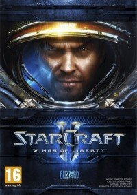 Poster: StarCraft 2: Wings of Liberty