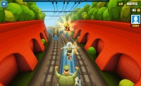 Screenshot №1: Subway Surfers