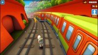 Screenshot №2: Subway Surfers