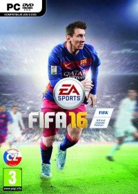 Poster: FIFA 16