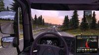 Screenshot №1: Euro Truck Simulator 2