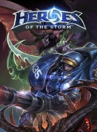 Poster: Heroes of the Storm