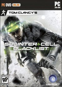 Poster: Tom Clancy's Splinter Cell: Blacklist