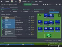 Screenshot №1: Football Manager 2016