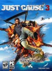 Poster: Just Cause 3