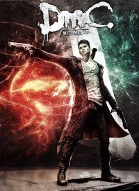 Poster: DmC: Devil May Cry