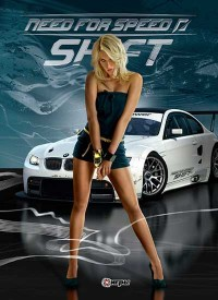 Poster: Need for Speed: Shift