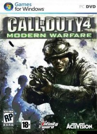 Poster: Call of Duty 4: Modern Warfare