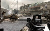 Screenshot №1: Call of Duty 4: Modern Warfare