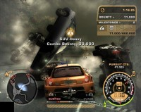 Screenshot №2: Need for Speed: Most Wanted
