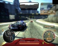 Screenshot №3: Need for Speed: Most Wanted