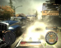 Screenshot №1: Need for Speed: Most Wanted