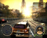 Screenshot №4: Need for Speed: Most Wanted