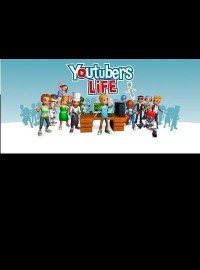 Poster: Youtubers Life
