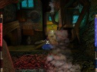Screenshot №3: American McGee's Alice