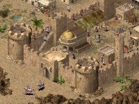 Screenshot №1: Stronghold Crusader