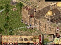 Screenshot №3: Stronghold Crusader