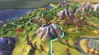 Screenshot №1: Sid Meier's Civilization 6: Digital Deluxe