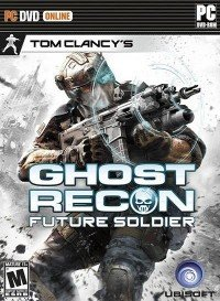 Poster: Tom Clancy's Ghost Recon: Future Soldier