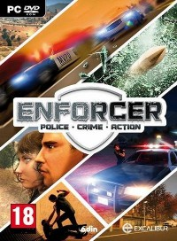 Poster: Enforcer: Police Crime Action