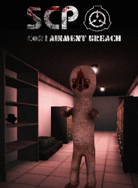 Poster: SCP: Containment Breach