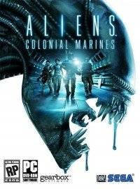 Poster: Aliens: Colonial Marines