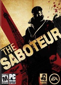 Poster: The Saboteur