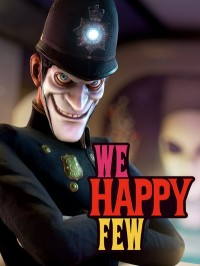 Poster: We Happy Few