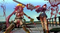 Screenshot №1: Onechanbara Z2: Chaos