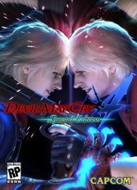 Poster: Devil May Cry 4 Special Edition