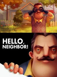 Poster: Hello Neighbor alpha 3