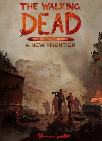 Poster: The Walking Dead: A New Frontier