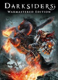 Poster: Darksiders: Warmastered Edition