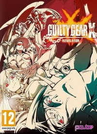 Poster: GUILTY GEAR Xrd REVELATOR