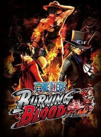 Poster: One Piece: Burning Blood Gold Edition