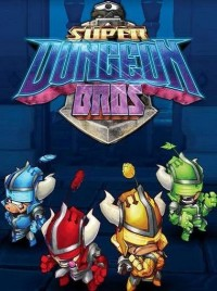 Poster: Super Dungeon Bros