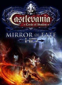 Poster: Castlevania: Lords of Shadow Mirror of Fate HD