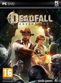 Poster: Deadfall Adventures: Digital Deluxe Edition