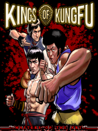 Poster: Kings of Kung Fu