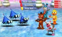 Screenshot №3: FNaF World