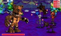 Screenshot №1: FNaF World