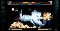 Screenshot №1: The King of Fighters 2002: Unlimited Match
