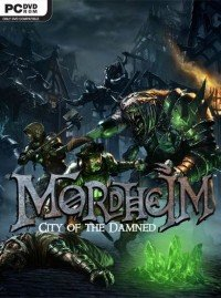 Poster: Mordheim: City of the Damned